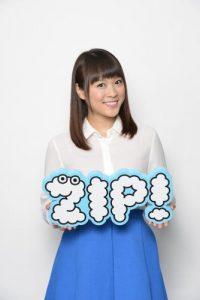川島海荷 Zip 評判 かわいい 画像