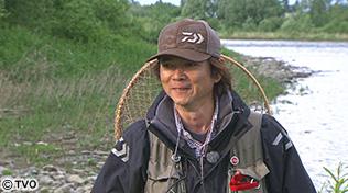 釣り士 リール 本並幸一 トラウトフィッシング