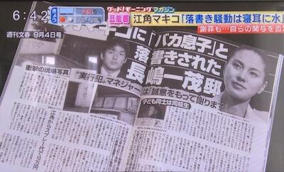 江角マキコ 引退 原因 ドラマ ヌード 写真 旦那