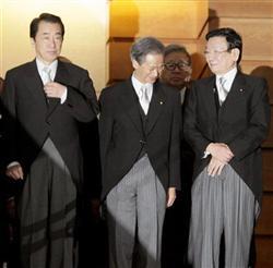 与謝野馨 死去 歴任 閣僚 祖父母