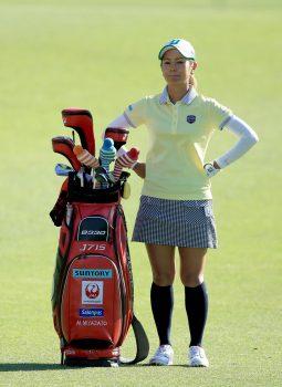 宮里藍 女子ゴルフ 引退理由 会見
