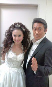 神田正輝 会見 神田沙也加 結婚